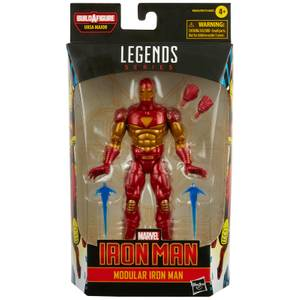 Figurine modulaire d'Iron Man - Hasbro Marvel Legends Series