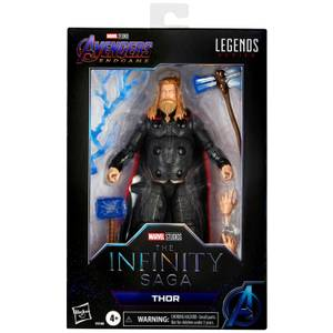 Hasbro Marvel Legends Series 6-inch Avengers Endgame Thor Action Figure