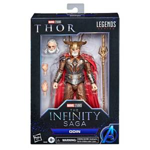 Hasbro Marvel Legends Series 6-inch Odin Action Figure
