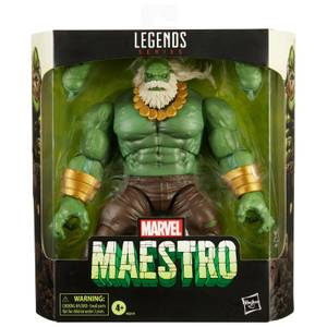 Hasbro Marvel Legends Avengers 6-inch Scale Maestro Action Figure