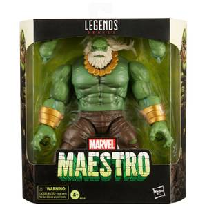 Figurine Articulée Maestro (15 cm) - Hasbro Marvel Legends Series Avengers