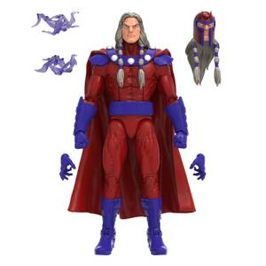 Hasbro Marvel Legends Series Magneto 6 Inch Action Figure