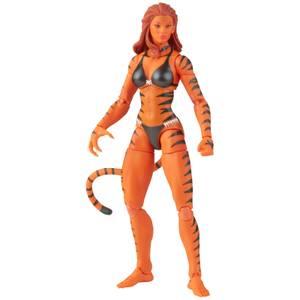 Hasbro Marvel Legends Series Marvel's Tigra Action Figure