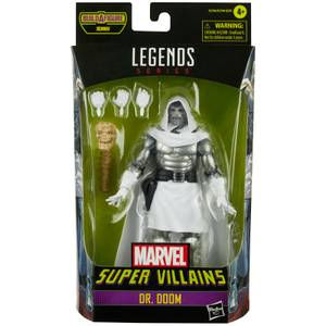 Hasbro Marvel Legends Series Dr. Doom Action Figure