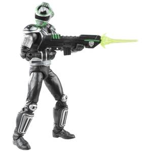 Hasbro Power Rangers Lightning Collection S.P.D. A-Squad Green Ranger Action Figure