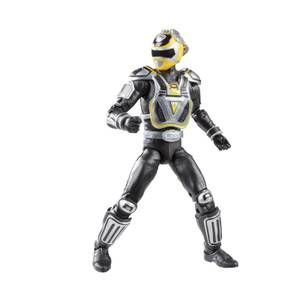 Hasbro Power Rangers Lightning Collection S.P.D. A-Squad Yellow Ranger Action Figure