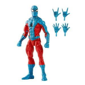 Figurine Web-Man 6 pouces - Hasbro Marvel Legends Series