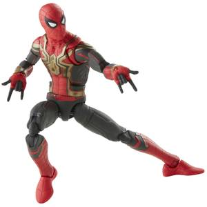 Hasbro Marvel Legends Series Integrated Suit Spider-Man 6 Inch Action Figure