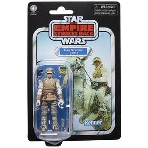 Hasbro Star Wars The Vintage Collection The Empire Strikes Back Luke Skywalker (Hoth) Action Figure