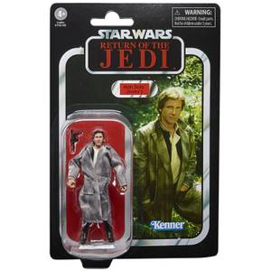 Figurine Han Solo (Endor) - Hasbro Star Wars The Vintage Collection