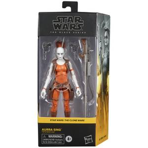 Figurine Aurra Sing - Hasbro Star Wars The Black Series