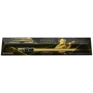 Hasbro Star Wars The Black Series Rey Skywalker Force FX Elite Lightsaber Collectable Replica