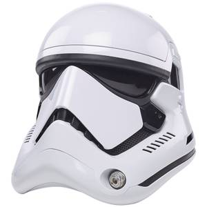 Hasbro Star Wars The Black Series First Order Stormtrooper Electronic Helmet
