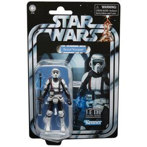 Figurine Shock Scout Trooper - Hasbro Star Wars The Vintage Collection Gaming Greats