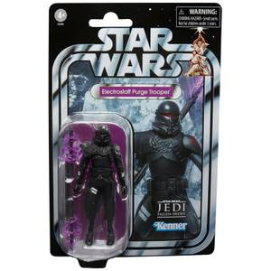 Figurine Electrostaff Purge Trooper - Hasbro Star Wars The Vintage Collection Gaming Greats