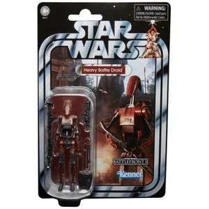 Figurine de droïde de combat lourd - Hasbro Star Wars The Vintage Collection Gaming Greats