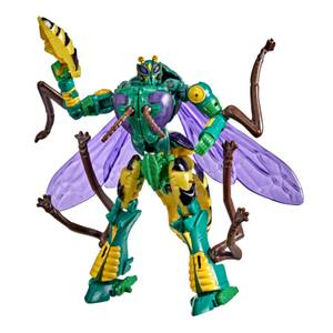 Hasbro Transformers Generations War for Cybertron: Kingdom Deluxe WFC-K34 Waspinator Action Figure