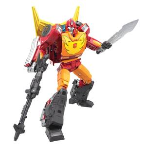 Hasbro Transformers Generations War for Cybertron: Kingdom Commander WFC-K29 Rodimus Prime Action Figure