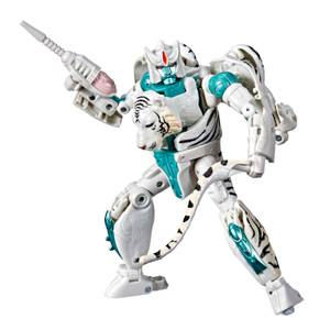 Hasbro Transformers Generations War for Cybertron: Kingdom Voyager WFC-K35 Tigatron Action Figure