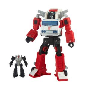 Hasbro Transformers Generations Selects Voyager WFC-GS26 Artfire & Nightstick Figure