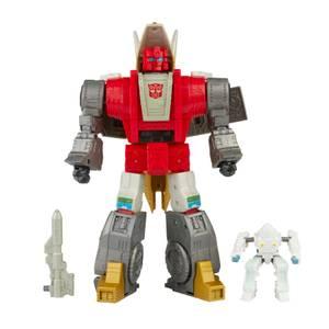 Hasbro Transformers Studio Series 86-07 Leader The Transformers: The Movie Dinobot Slug and Daniel Witwicky Action Figure