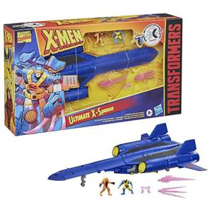 Hasbro Transformers Collaborative: Marvel Comics X-Men Mash-Up Ultimate X-Spanse