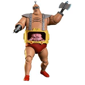 NECA Teenage Mutant Ninja Turtles Cartoon Krang's Android Body Ultimate 7 Inch Scale Action Figure