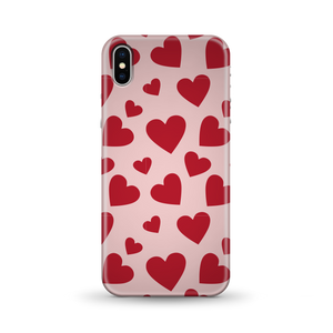 Love Hearts Phone Case for iPhone and Android