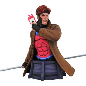 Diamond Select Marvel Animated Gambit Bust