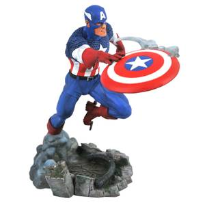 Diamond Select Marvel Gallery VS PVC Figure - Captain America