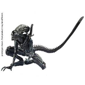 HIYA Toys Aliens Crouching Alien Warrior Exquisite Mini 1/18 Scale Figure