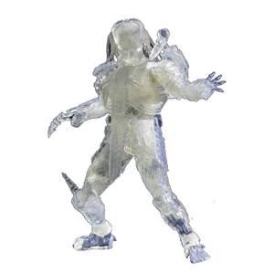 HIYA Toys Alien Vs. Predator Invisible Scar Predator Exquisite Mini Figurine Échelle 1/18
