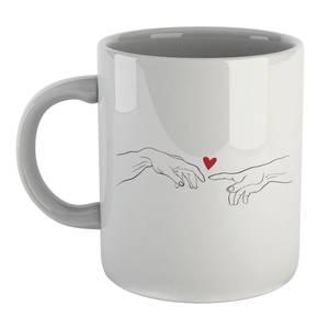 Reaching Out Mug