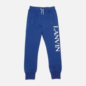 Lanvin Boys' Jogging Bottoms - Denim Blue