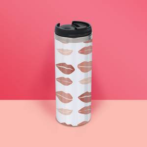 Lips Stainless Steel Thermo Travel Mug