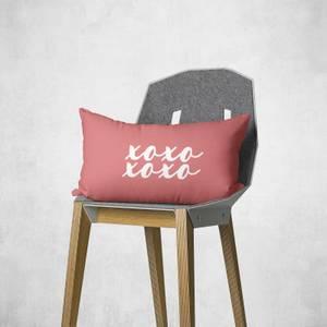 XOXO Rectangular Cushion