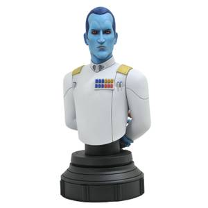 Gentle Giant Star Wars: Rebels Thrawn 1/7 Scale Bust
