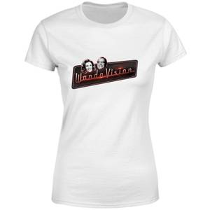 WandaVision Women's T-Shirt - White