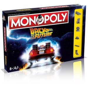 Monopoly Édition Retour Vers le Futur