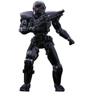 Figurine Articulée 1/6 Dark Trooper The Mandalorian 32 cm - Hot Toys Star Wars