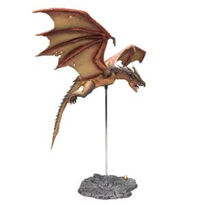 Harry Potter Action Figure Deluxe Dragon Hungarian Horntail