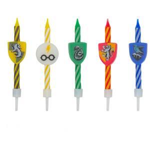Harry Potter Cinereplica Candles Hogwarts Houses Set of 10