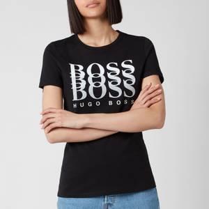 BOSS Women's Eloga1 T-Shirt - Black