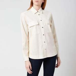 BOSS Women's Bafy Shirt - Open White