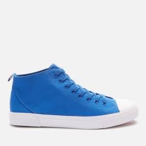 Akedo Royal Blue Signature High Top