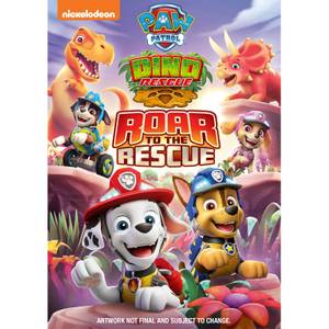 PAW Patrol: Dino Rescue: Roar To The Rescue