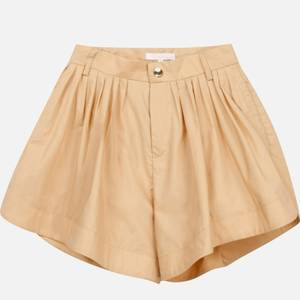 Chloe Girls' Shorts - Dark Stone