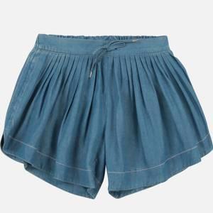 Chloe Girls' Shorts - Denim Blue