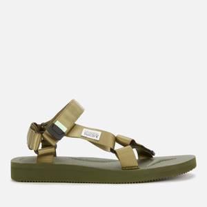 Suicoke Men's Depa Cab Sandals - Olive