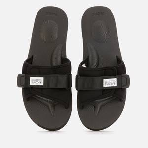 Suicoke Padri Slide Sandals - Black